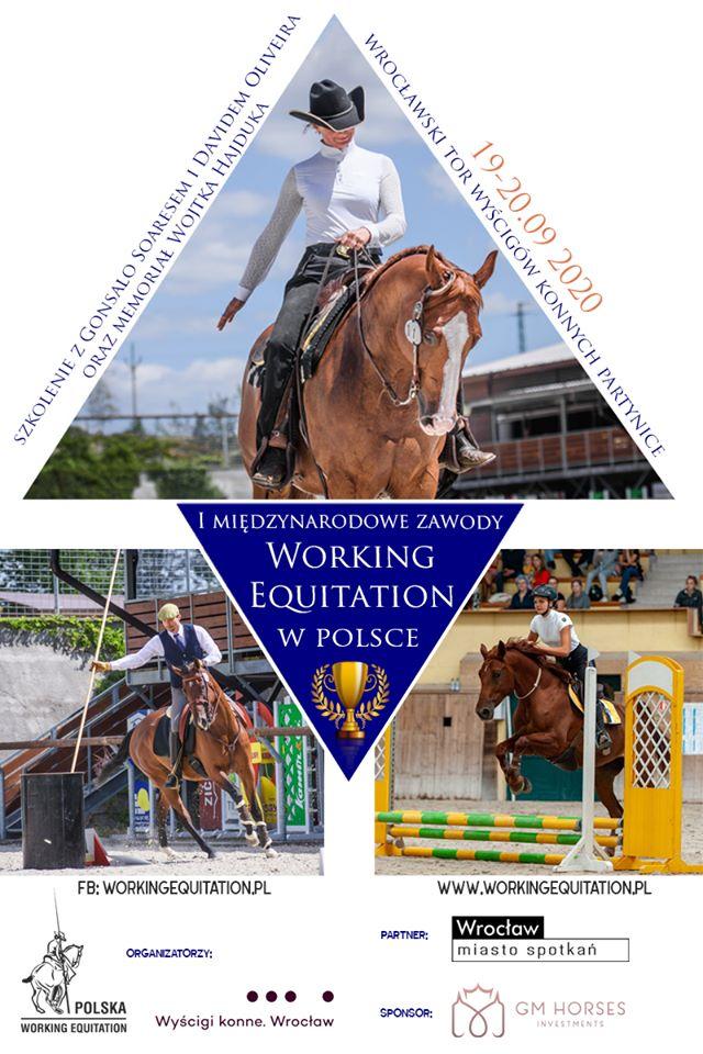 I Międzynarodowe Zawody Working Equitation w Polsce