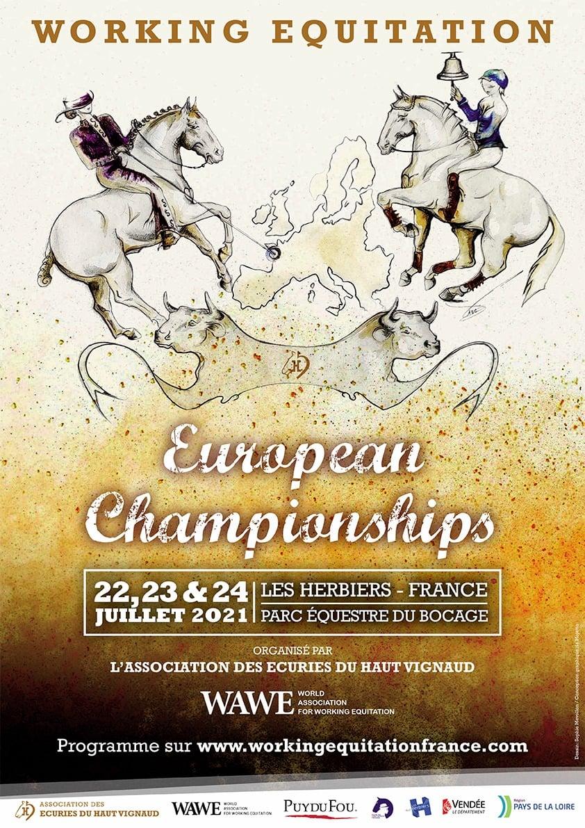 Mistrzostwa Europy w Les Herbiers – Francja